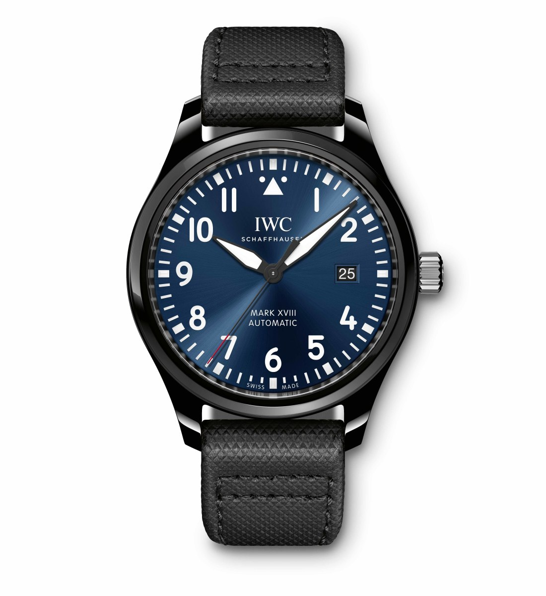 "IWC Mark XVIII ""Laureus Sport for Good Foundation"" Edition"