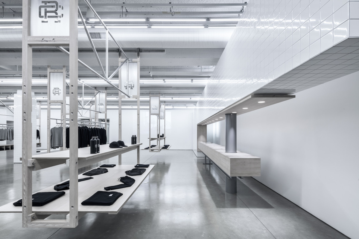 9626cf6cdca Reigning Champ opens its first store in the United States - Acquire