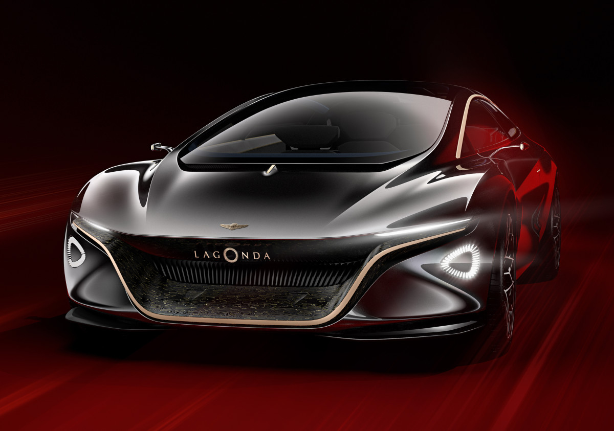 Aston Martin previews the future of Lagonda with their new ...