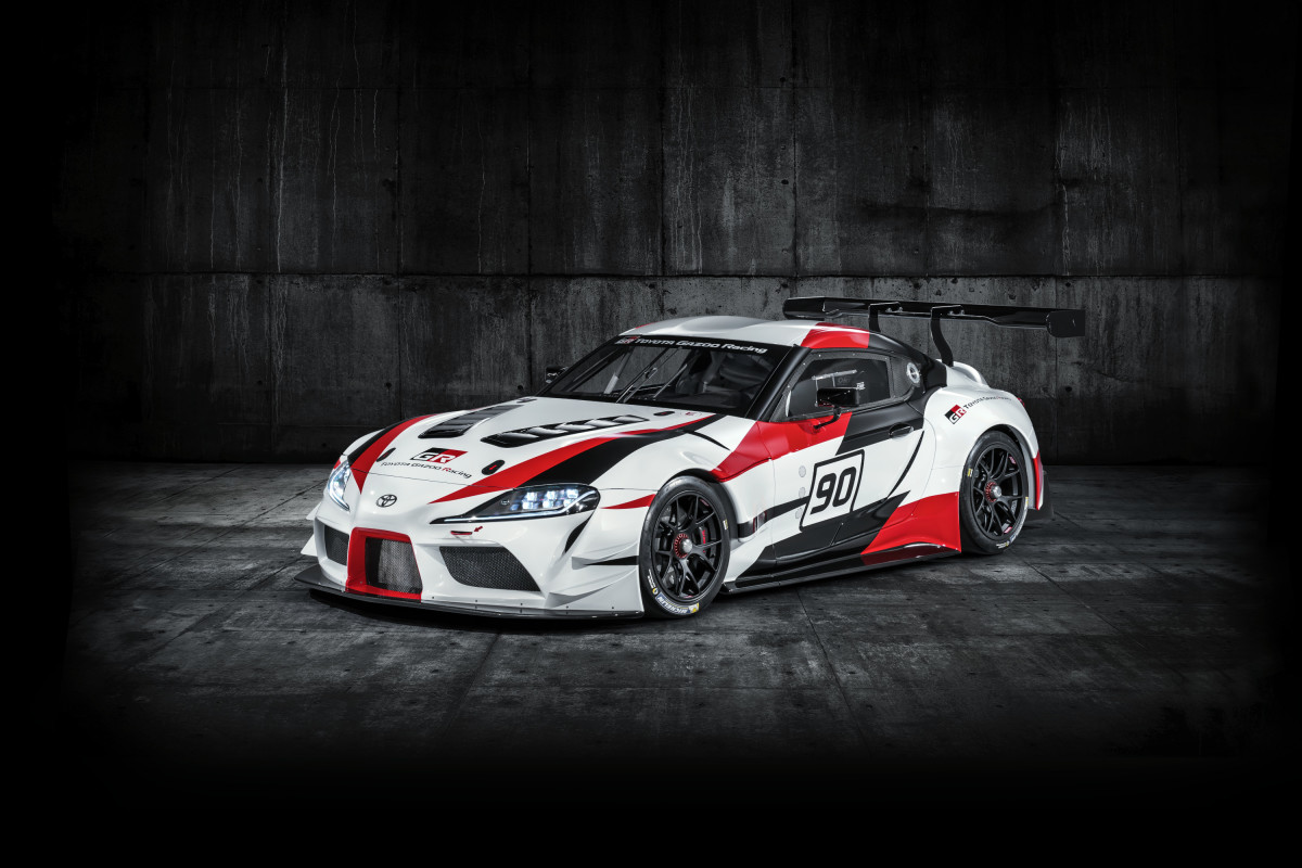 Toyota GR Supre Racing Concept