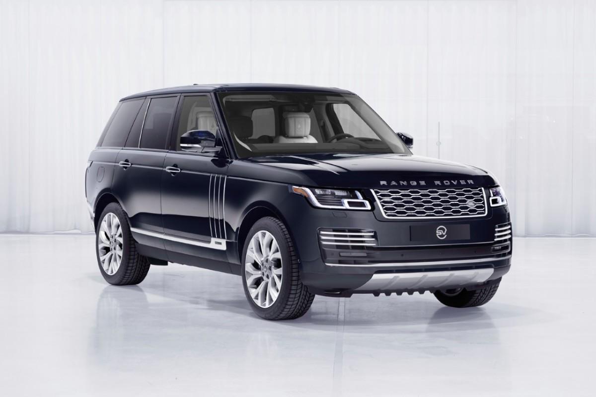 Land Rover Virgin Galactic