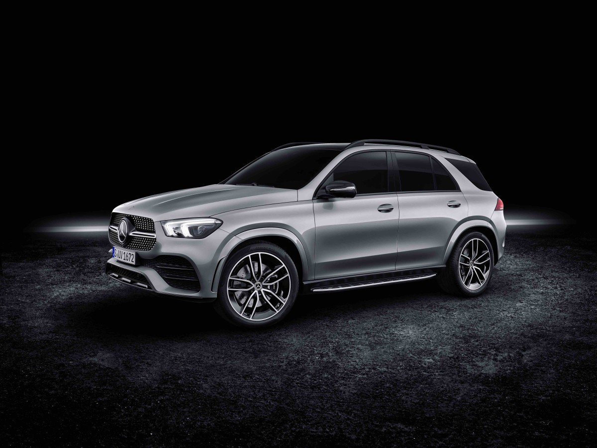 Mercedes-Benz GLE580 4MATIC