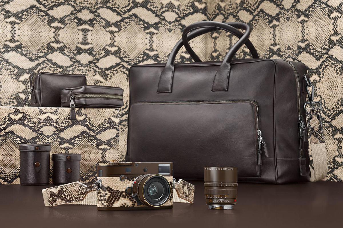 Leica M Monochrom Drifter x Lenny Kravitz