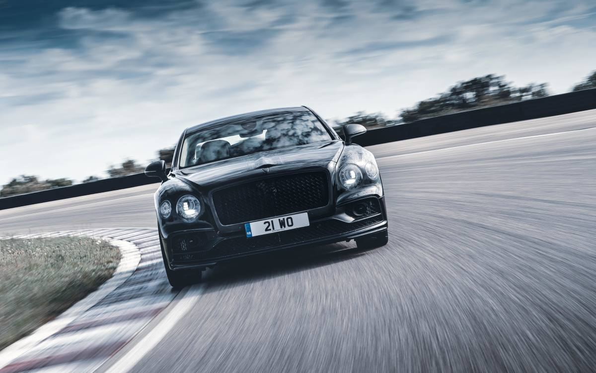 Bentley Third-Generation Flying Spur