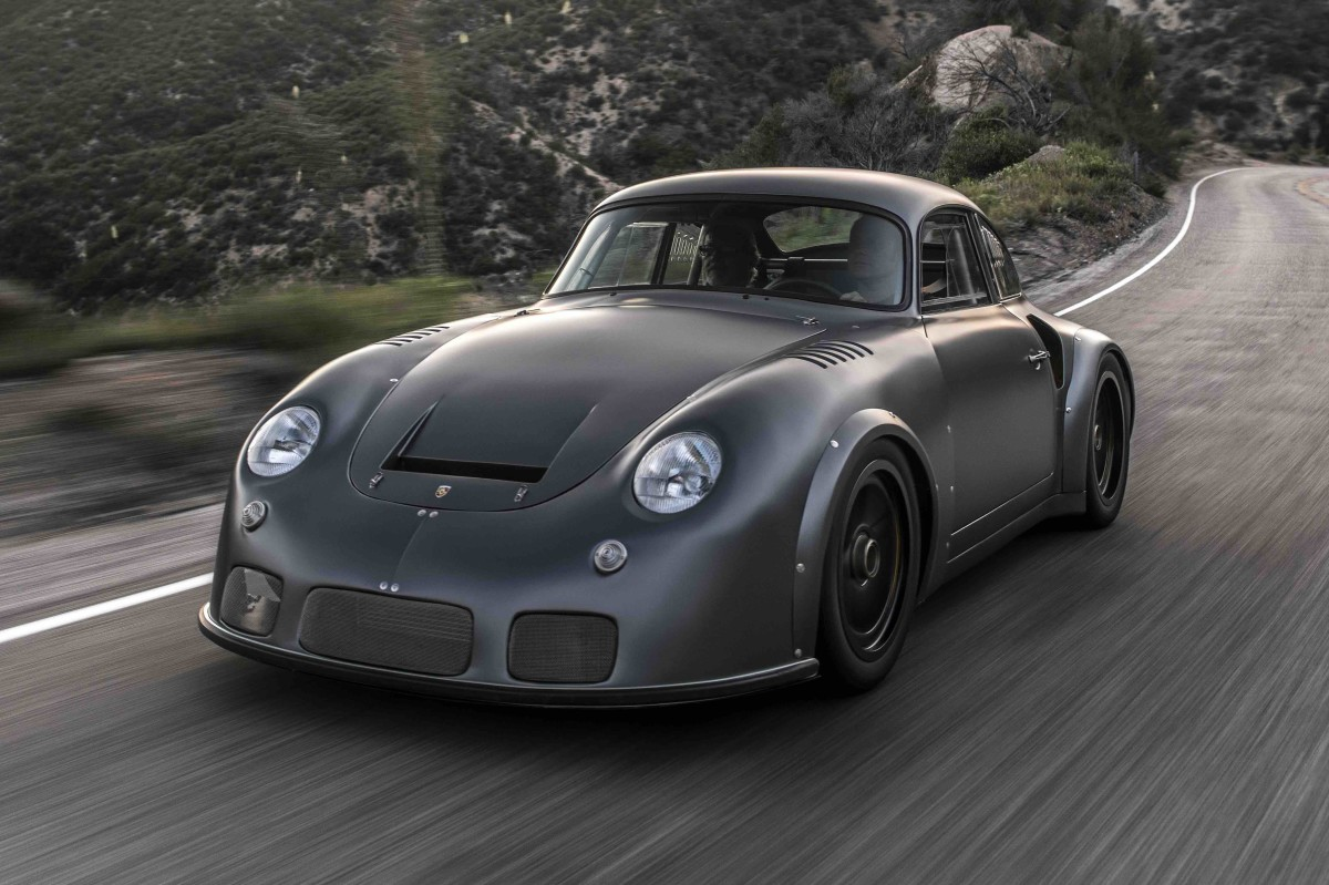 Emory Motorsports Porsche 356 RSR