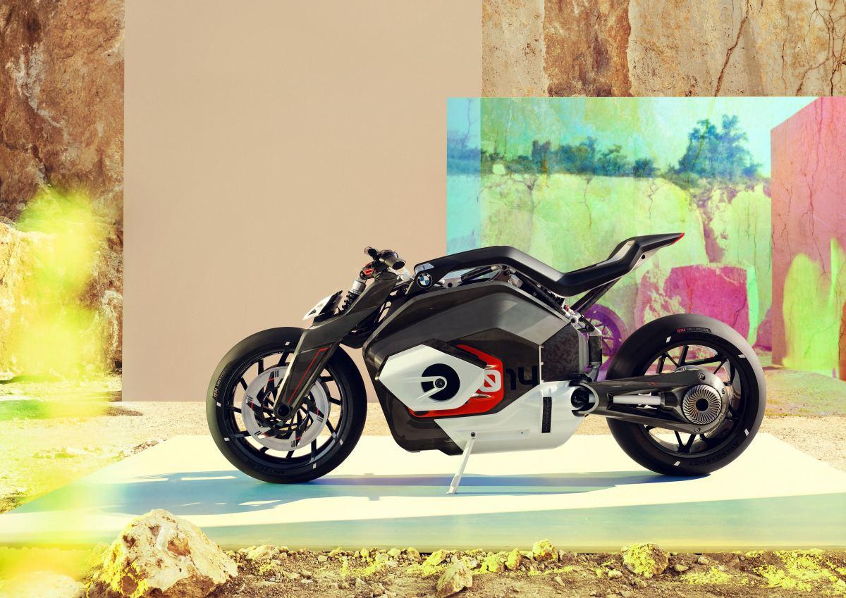 BMW Motorrad DC Vision Next