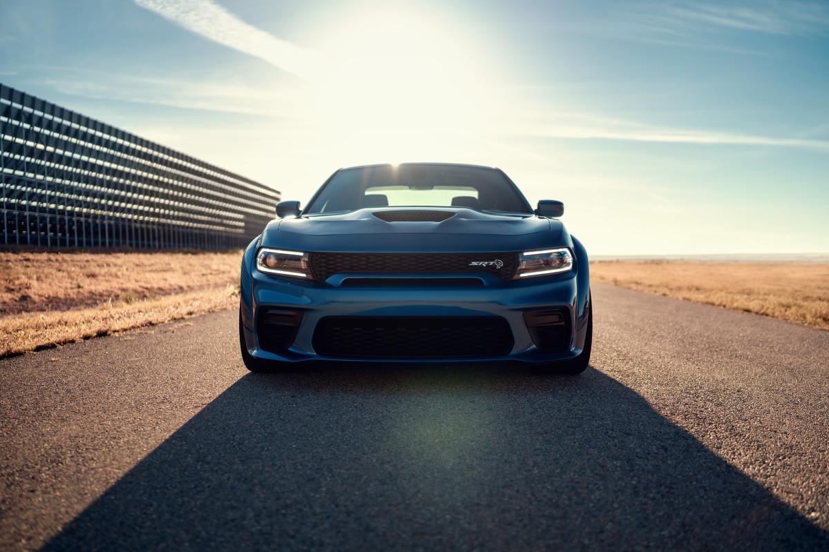 Dodge Charger SRT Hellcat Widebody