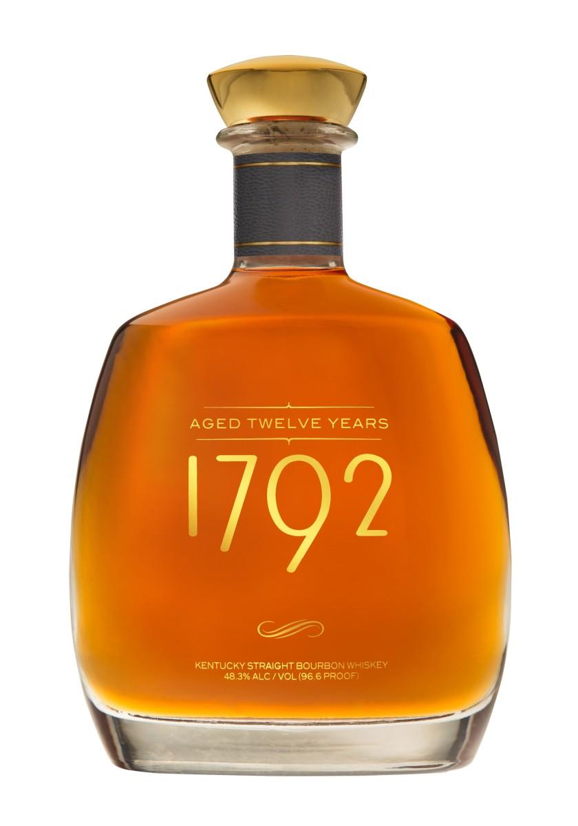 1792 Bourbon 12 Year Old Small Batch Bourbon