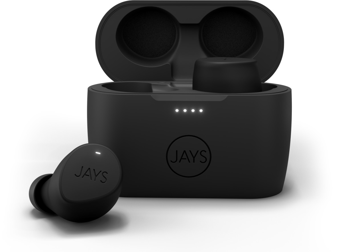 Jays m-Seven True Wireless Headphones