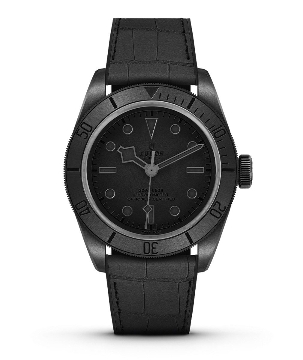 Tudor Black Bay Ceramic