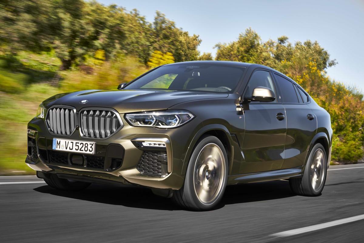 BMW 2020 X6
