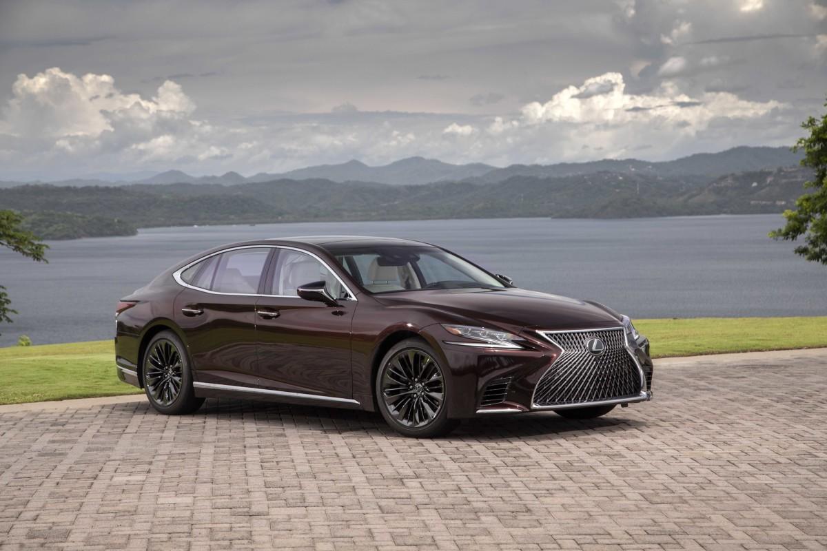 Lexus LS500 Inspiration Edition
