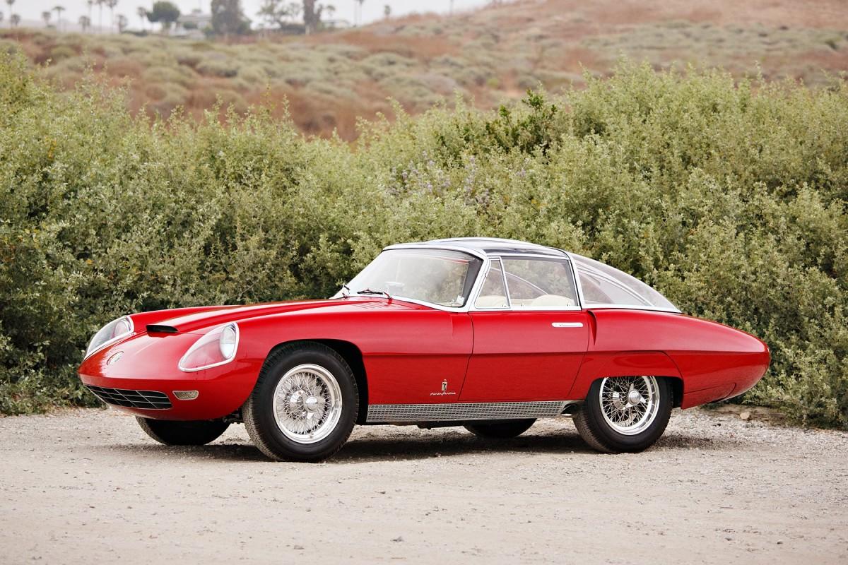 1953 Alfa Romeo 6C 3000 CM Superflow IV