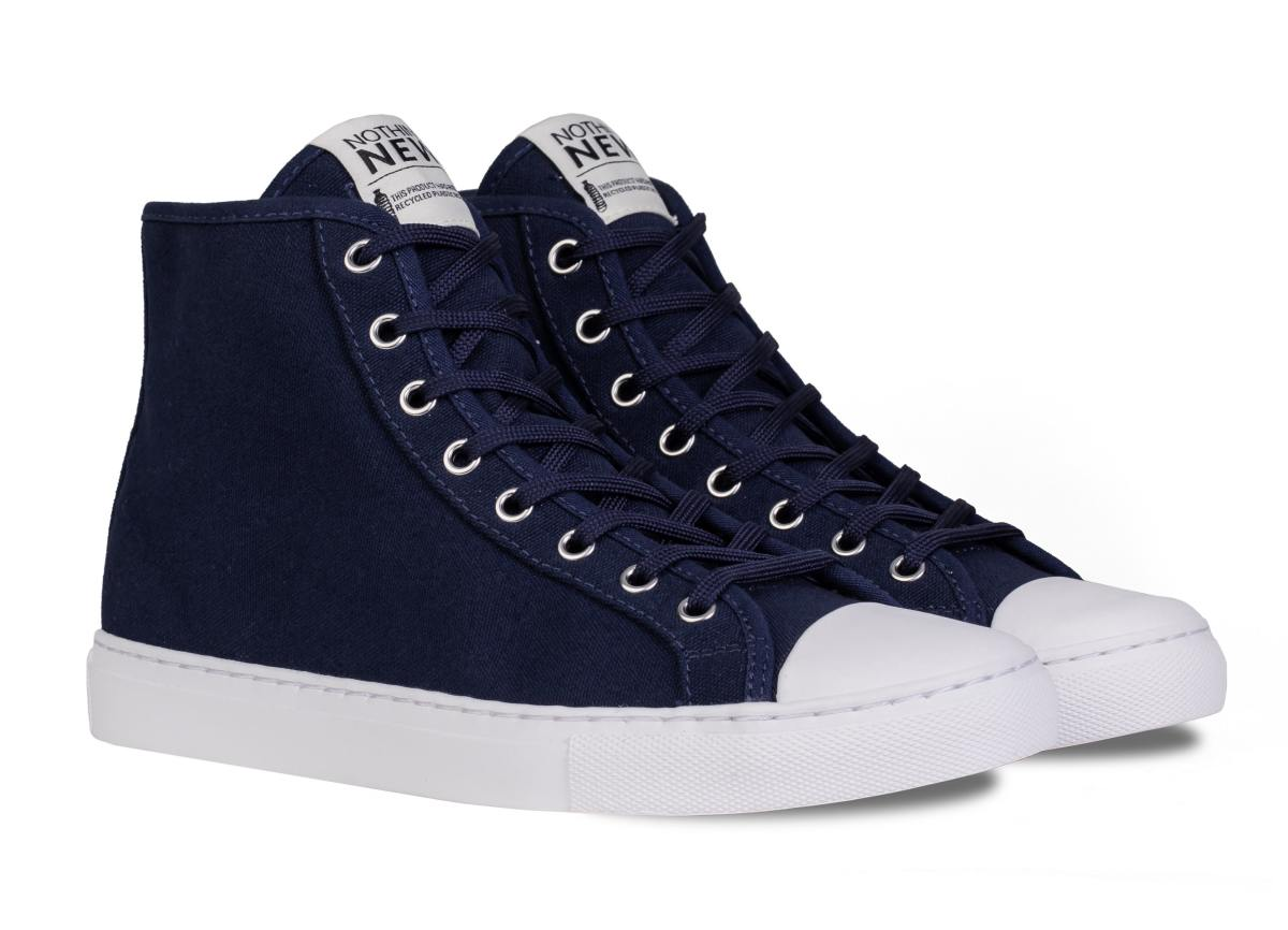 Navy High Top (1)