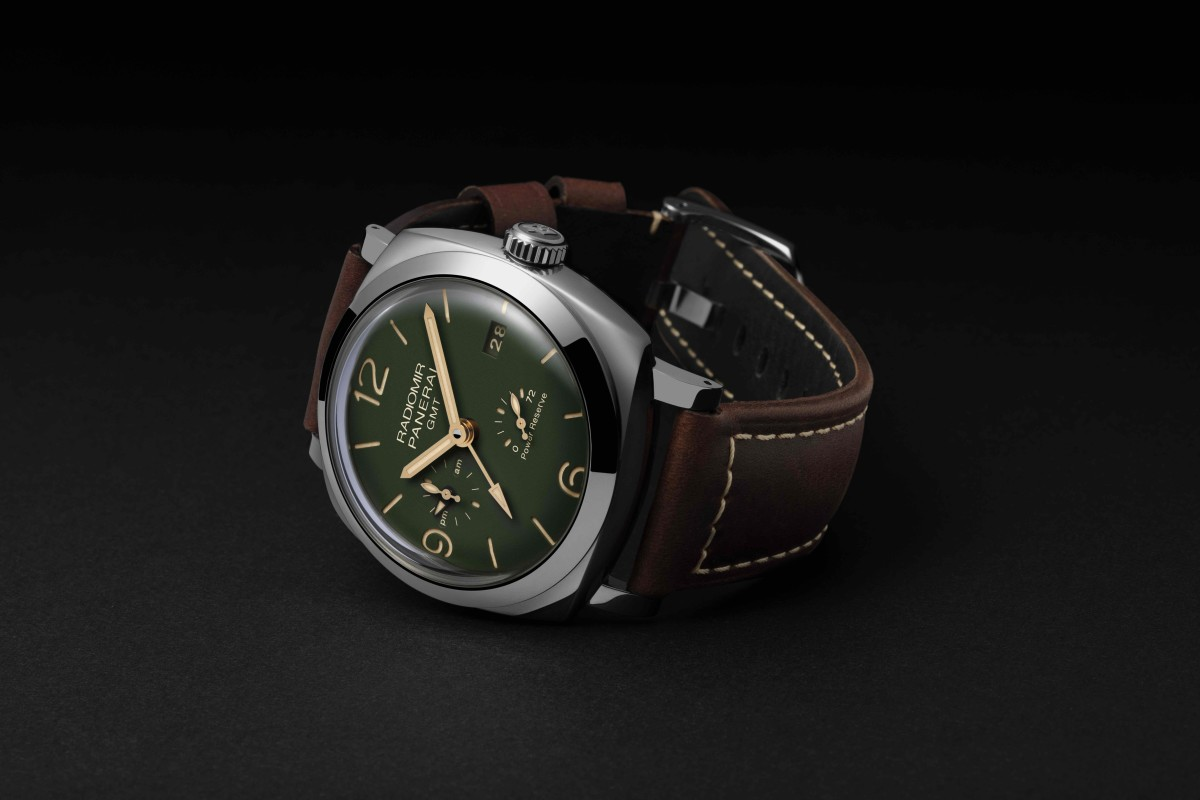 Panerai Military Green Radiomir Collection