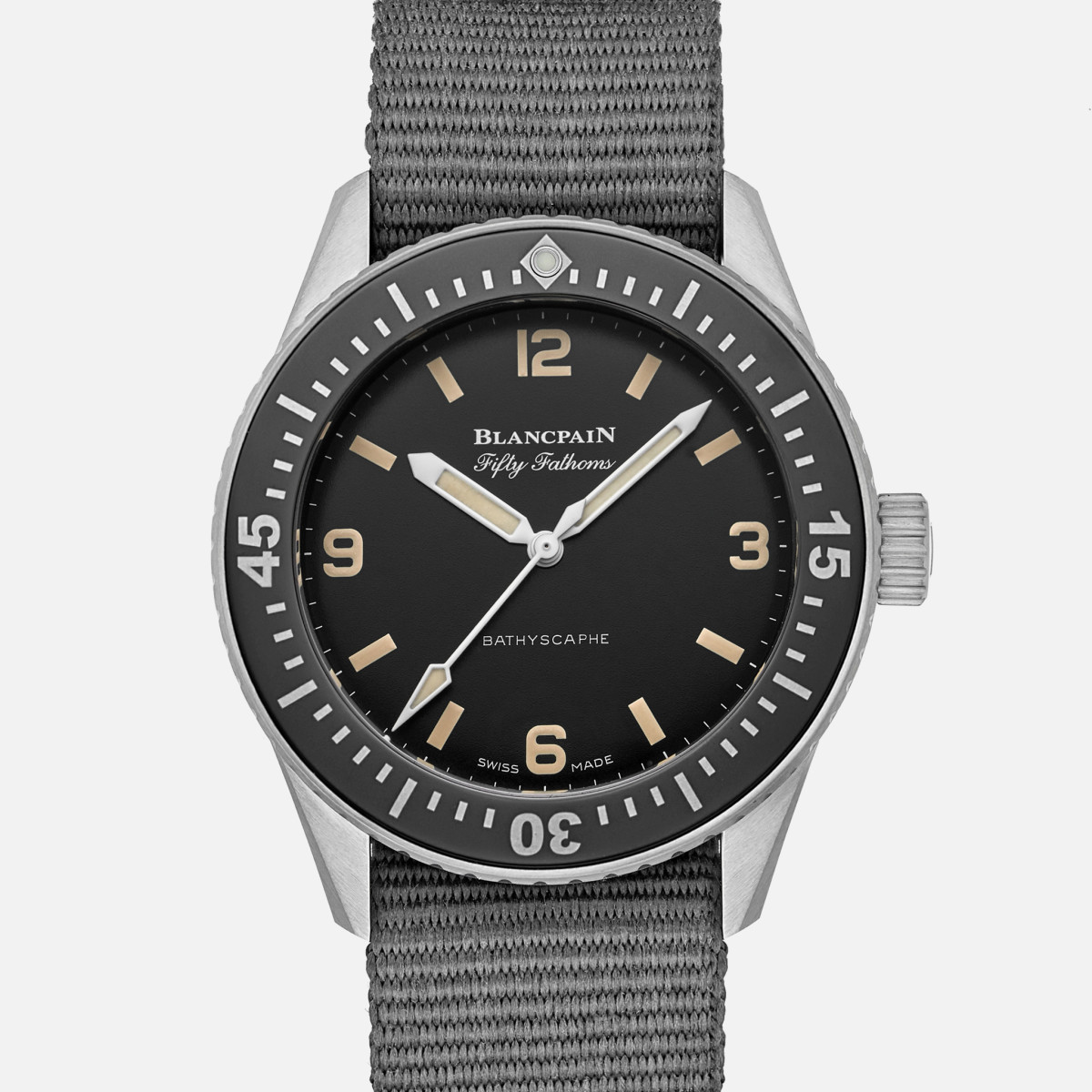Blancpain for Hodinkee Fifty Fathoms Bathyscaphe