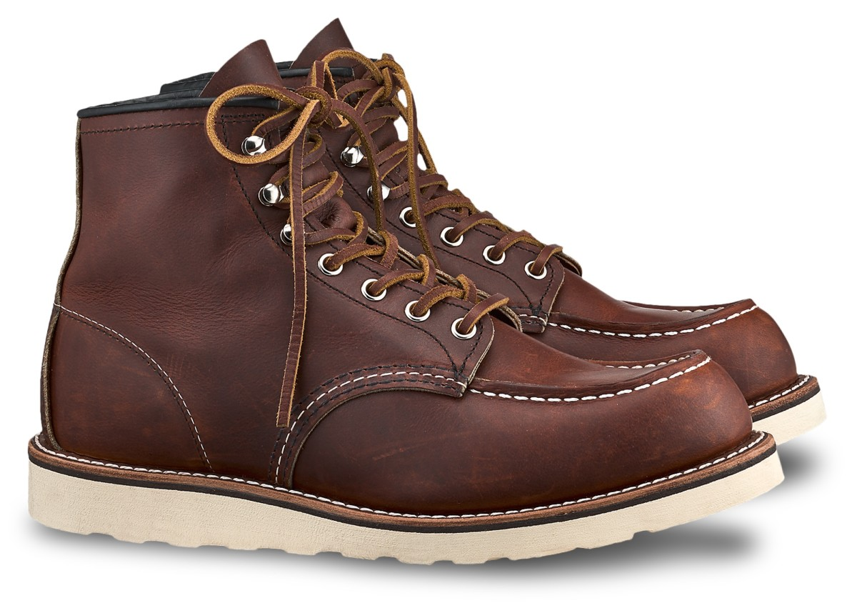 Red Wing 875 Oro Harness