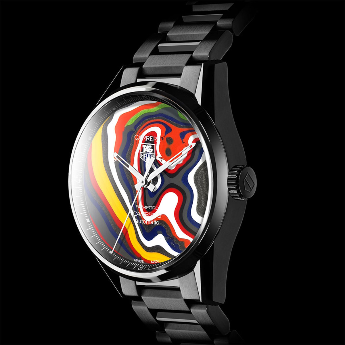 Bamford Watch Department x Black Badger