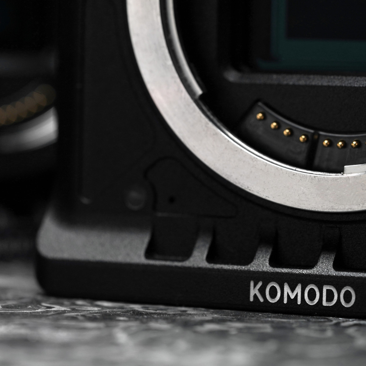 RED Komodo Camera Module