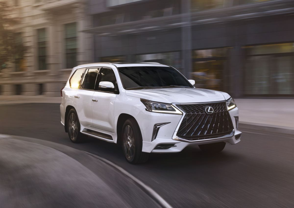 2020 Lexus LX Sport Package