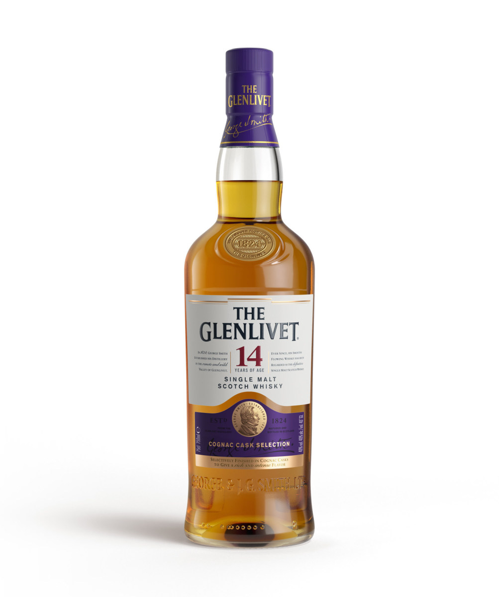 Glenlivet 14 Year Old