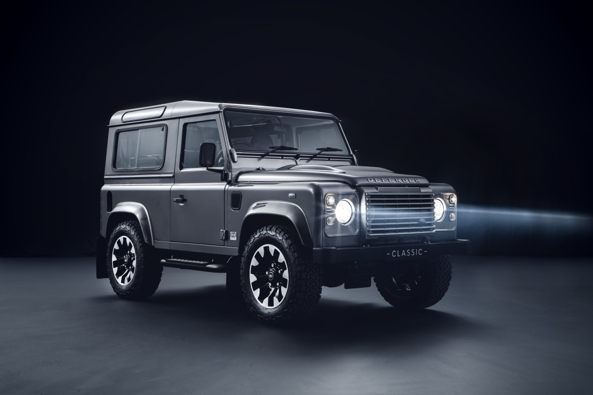 Land Rover Classic Defender Works Upgrade Kits