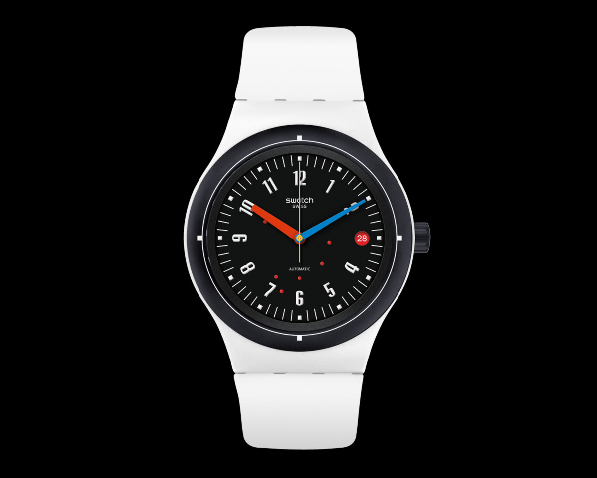 Swatch Celebrates The Bauhaus Centennary With The Bau