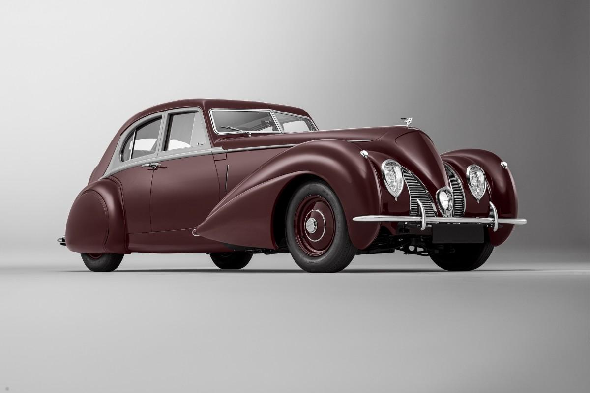 Bentley 1939 Corniche