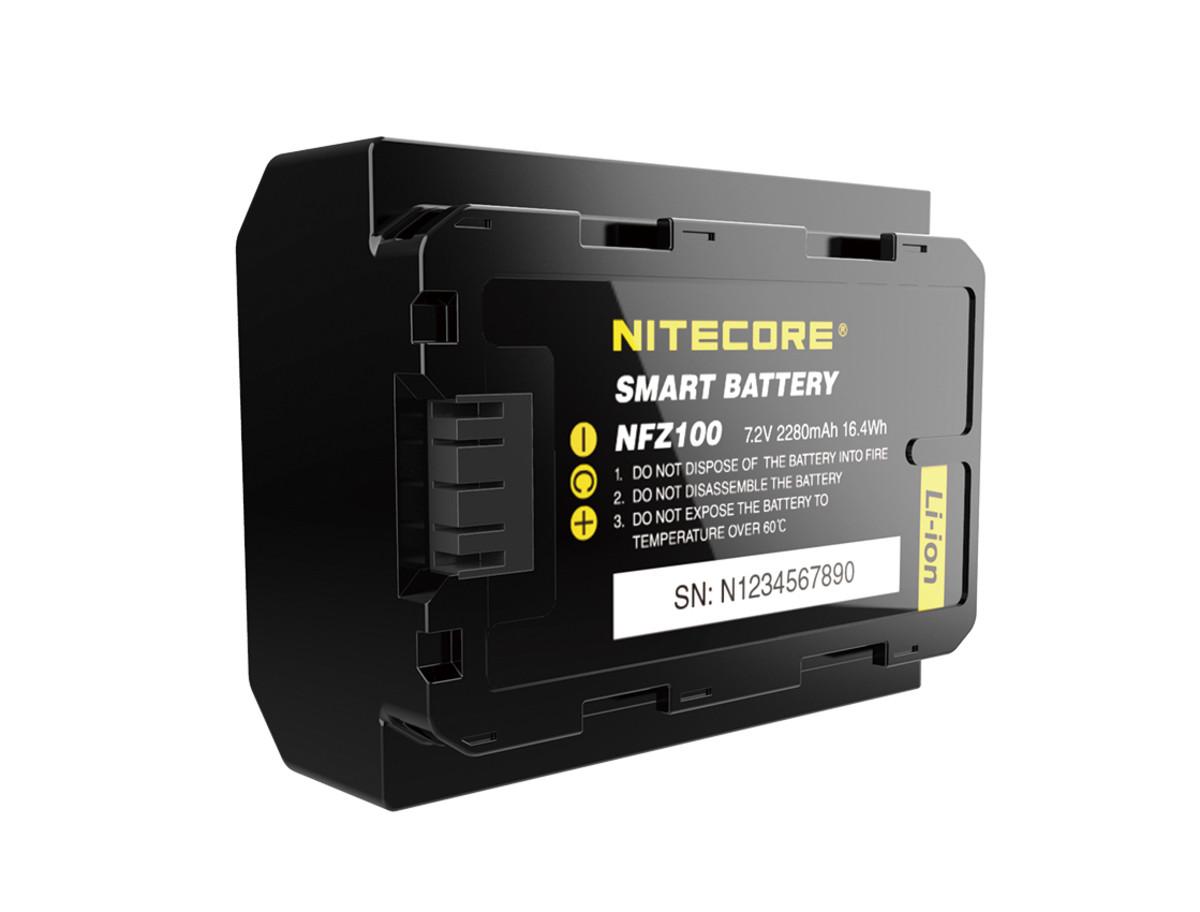 Nitecore Smart Battery NFZ100