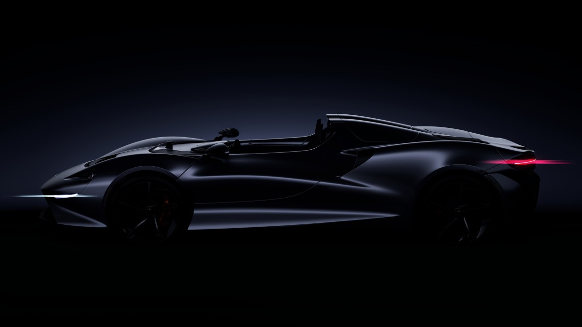 McLaren Ultimate Series Roadster Preview