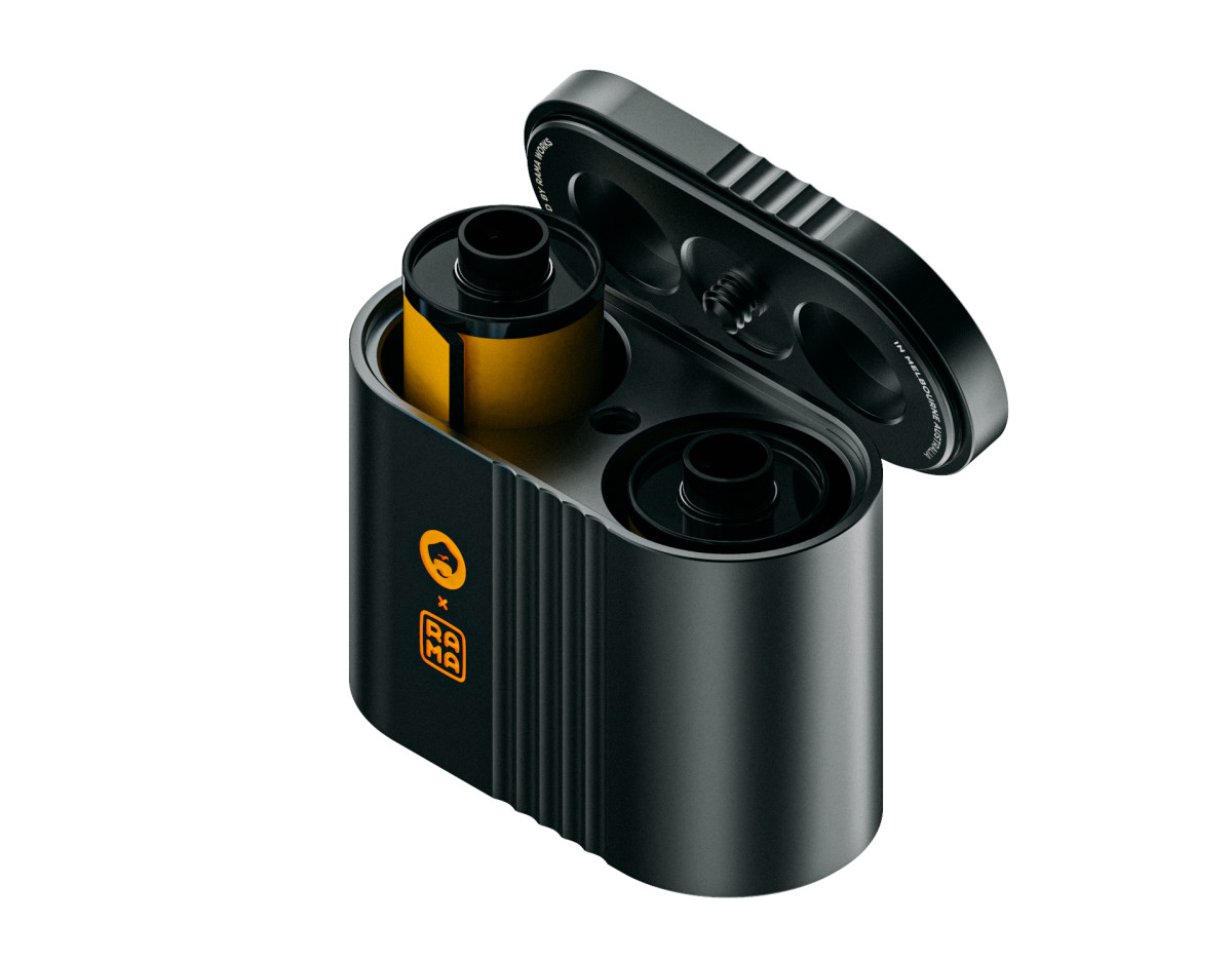 Rama Works Film Canister
