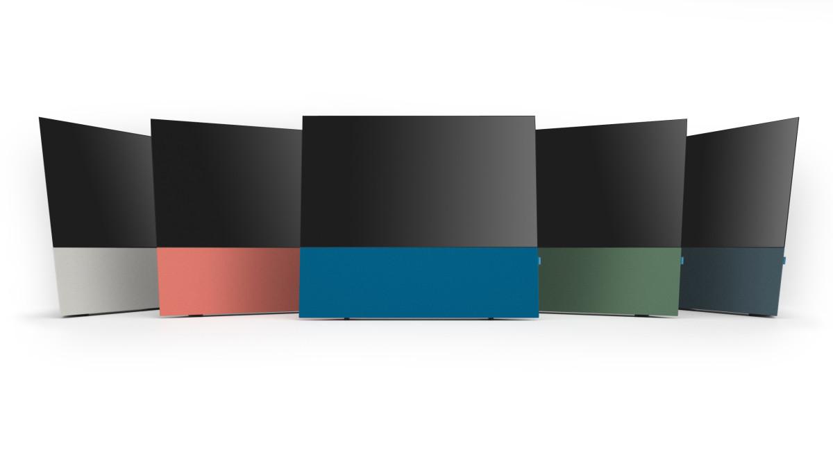 Canvas Audio Colors