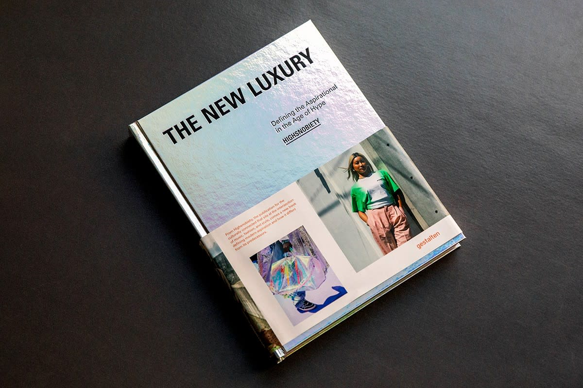 "HighSnobiety ""The New Luxury"""