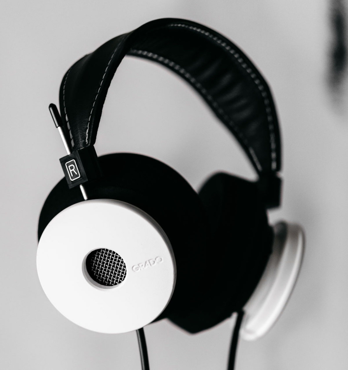 Grado White Headphone Limited Edition