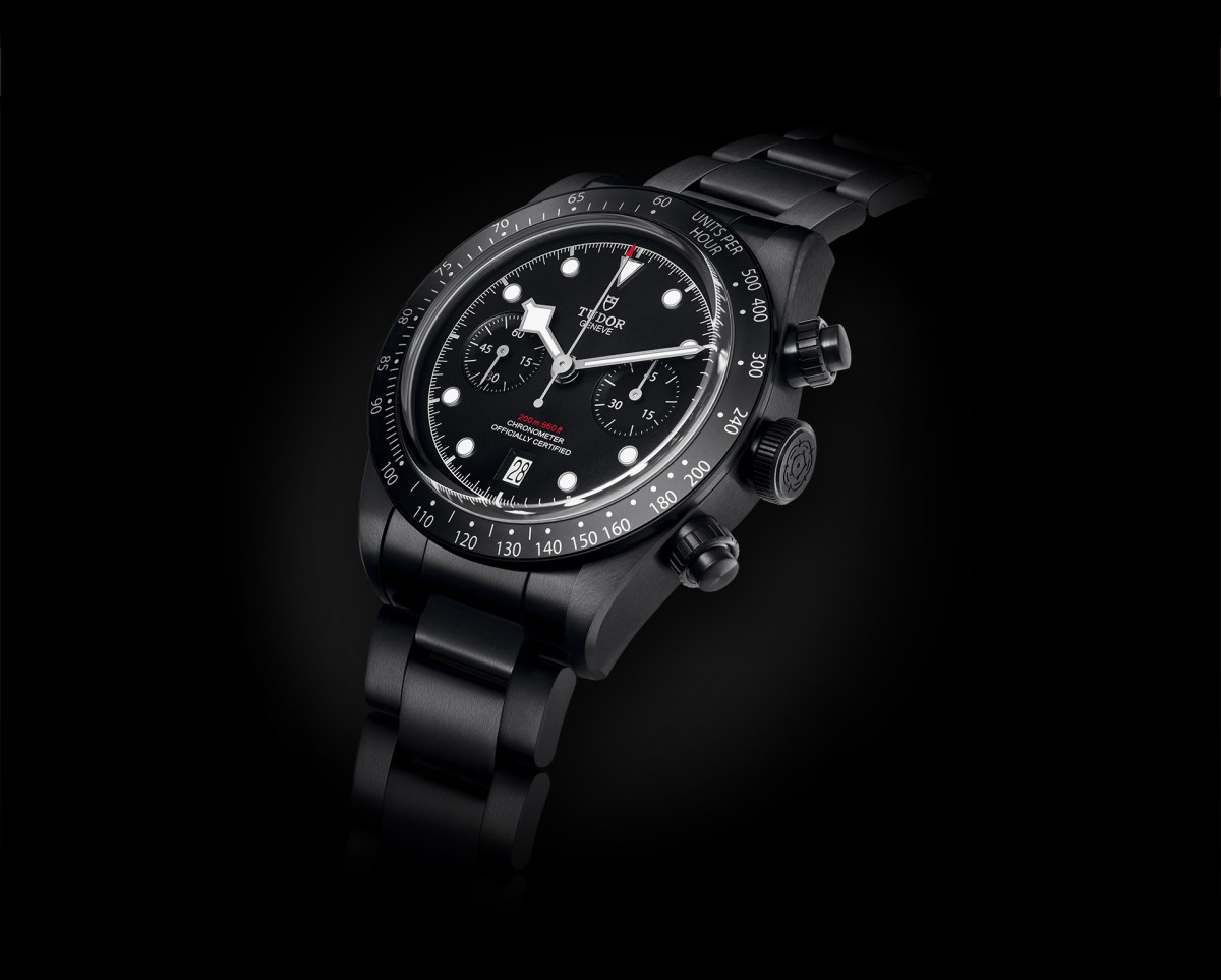 Tudor Black Bay Dark Chrono