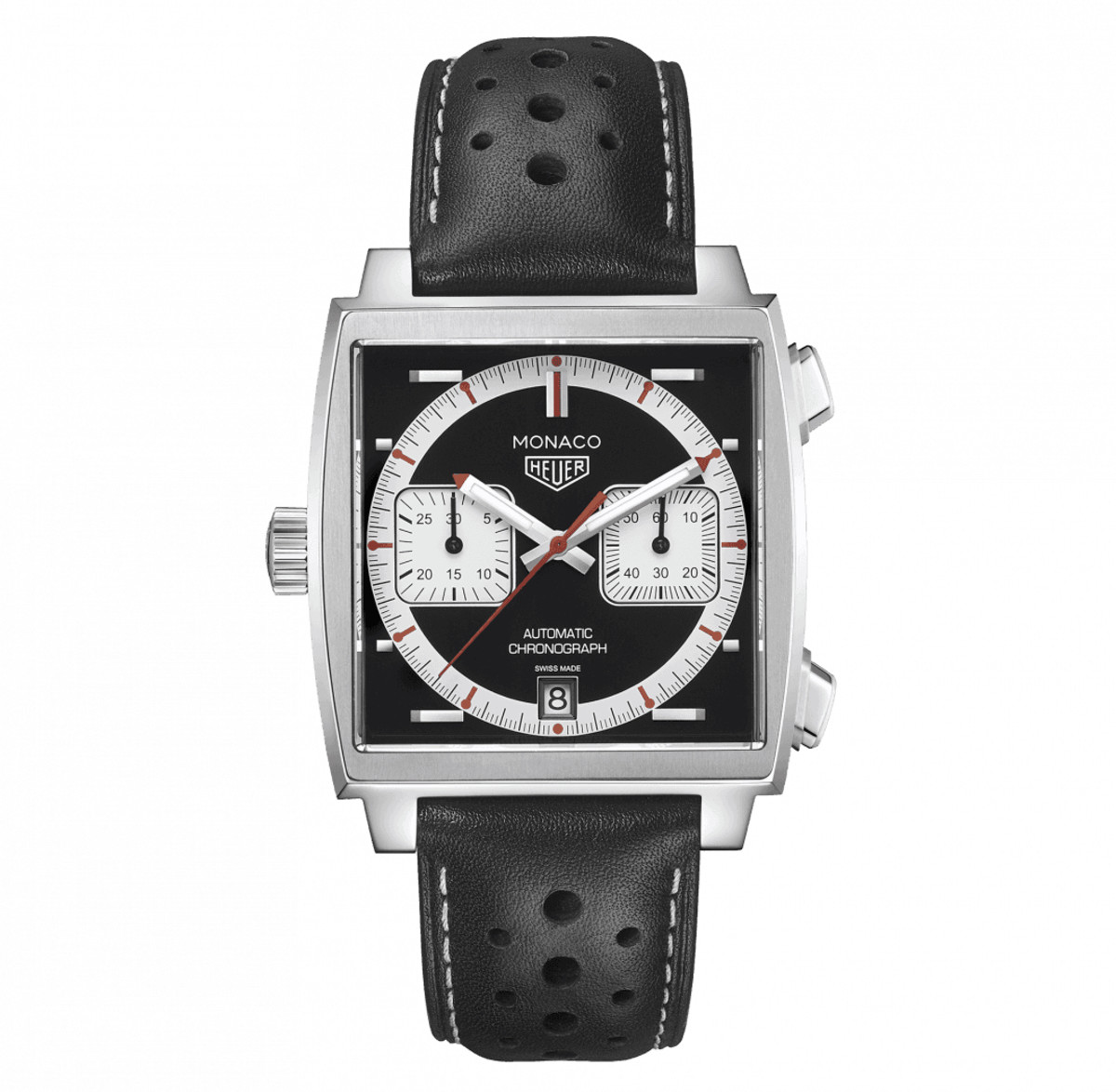 Tag Heuer 1999-2009 50th Anniversary