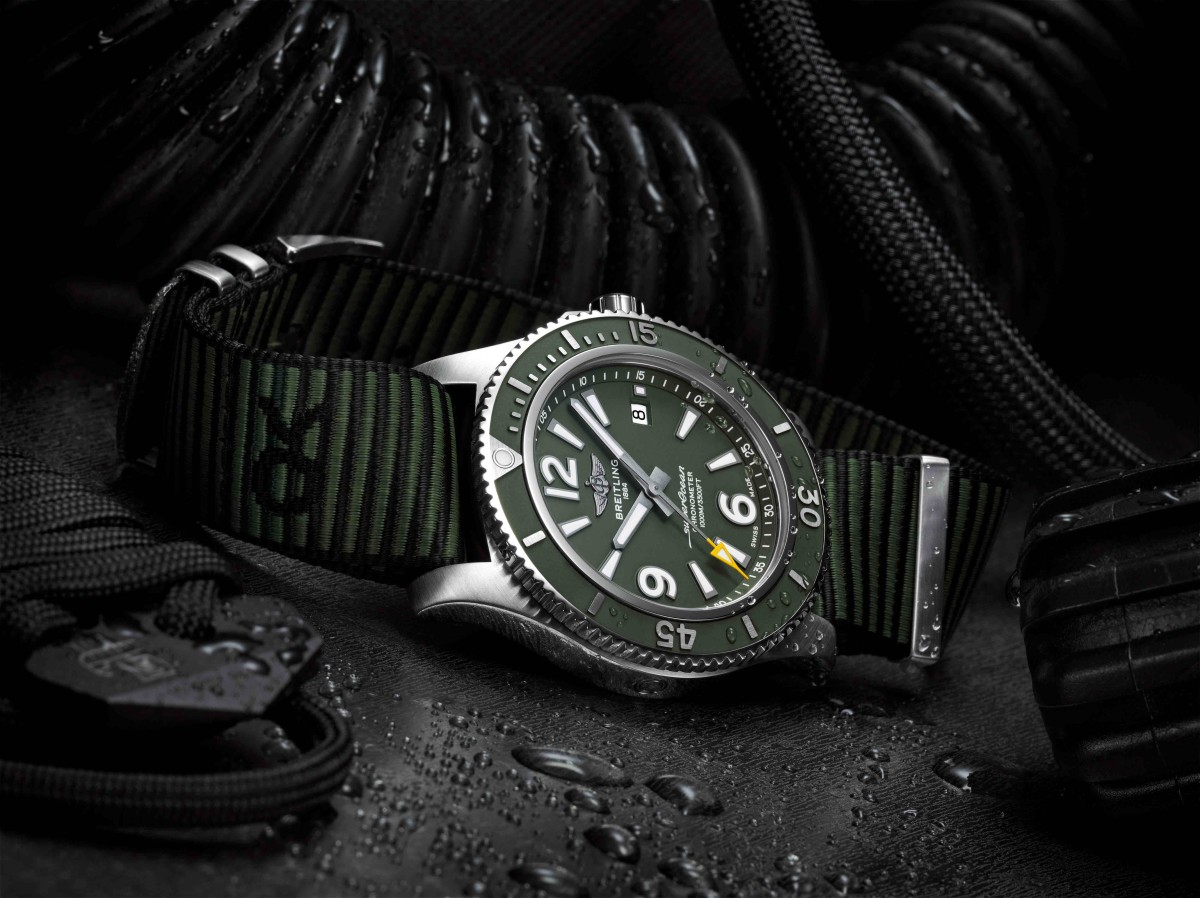 Breitling Outerknown Superocean