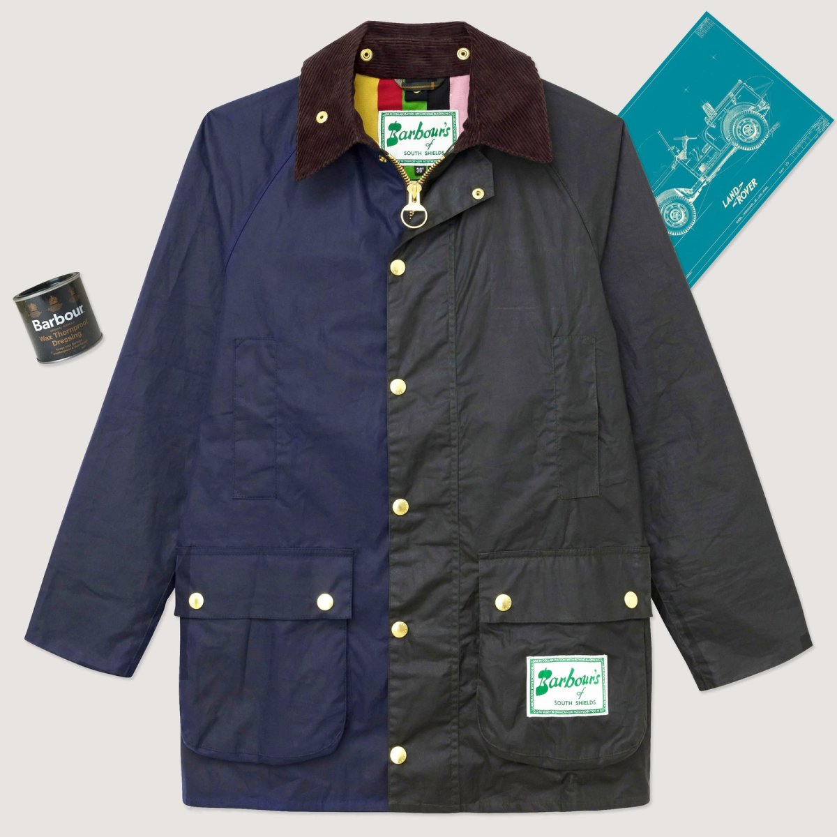 Rowing Blazers x Barbour