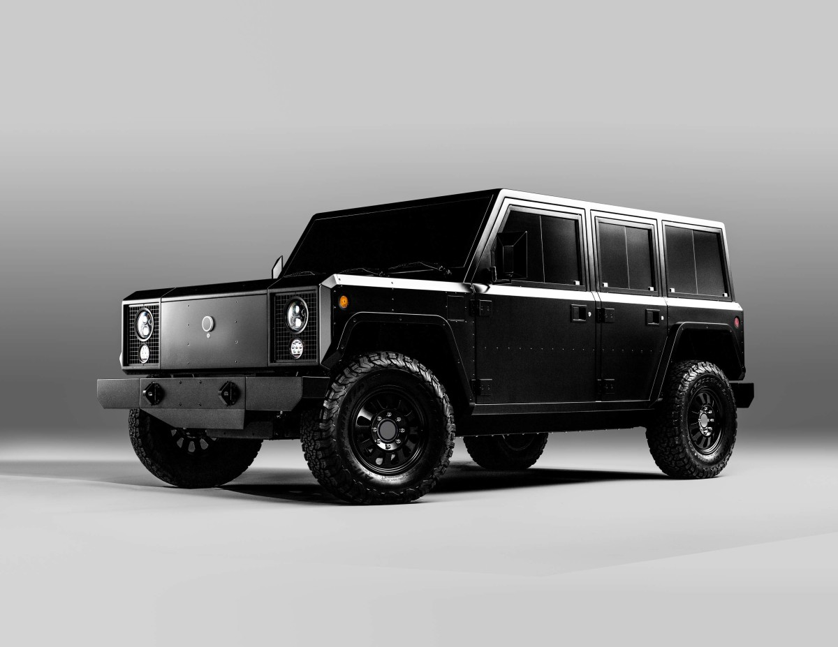 Bollinger Motors Beta Prototypes