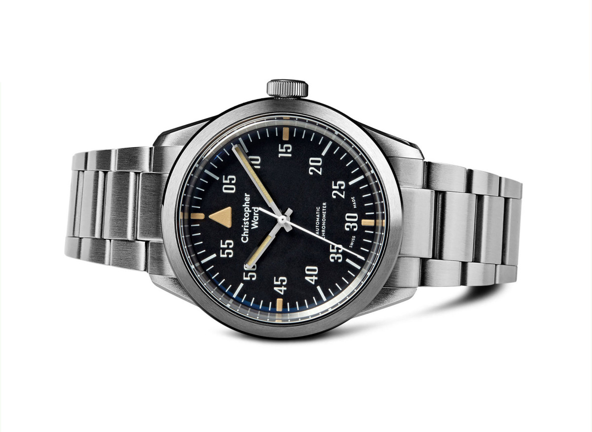 Christopher Ward Military Collection