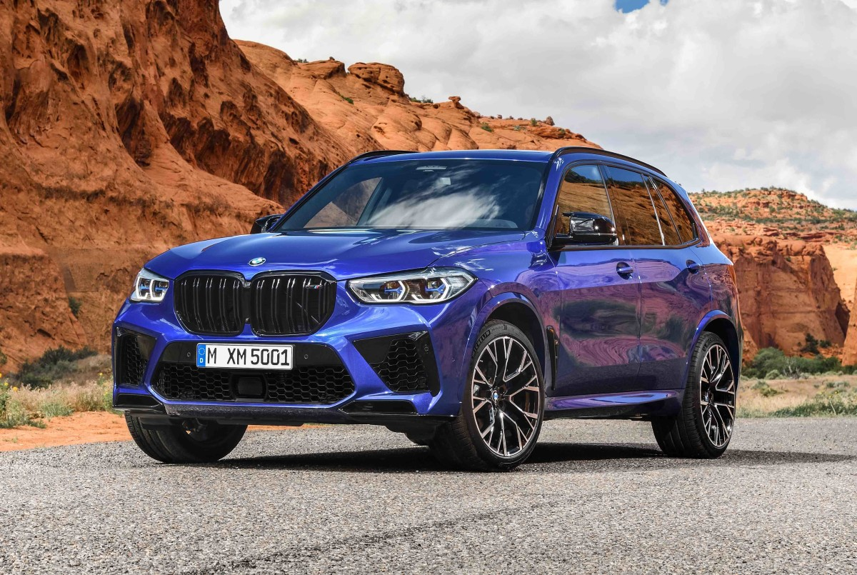 Third Generation BMW X5 M and X6 M