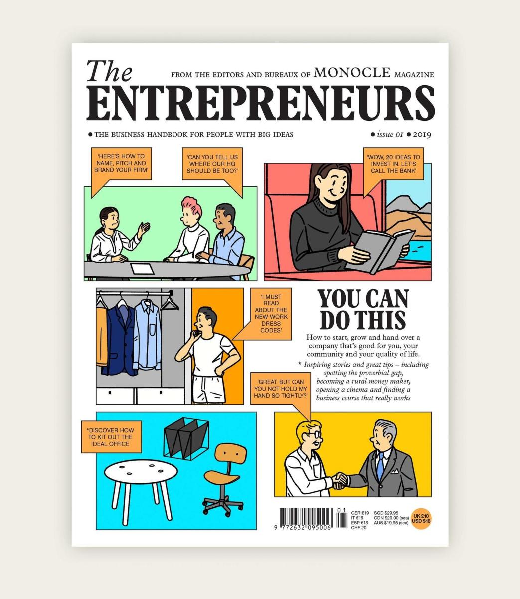 Monocle's The Entrepreneurs