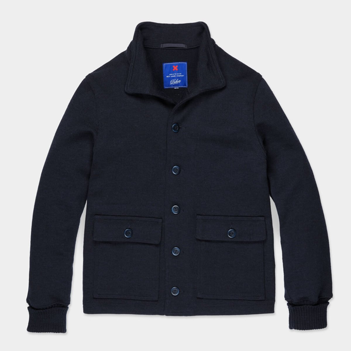 Best Made Submariner Coat