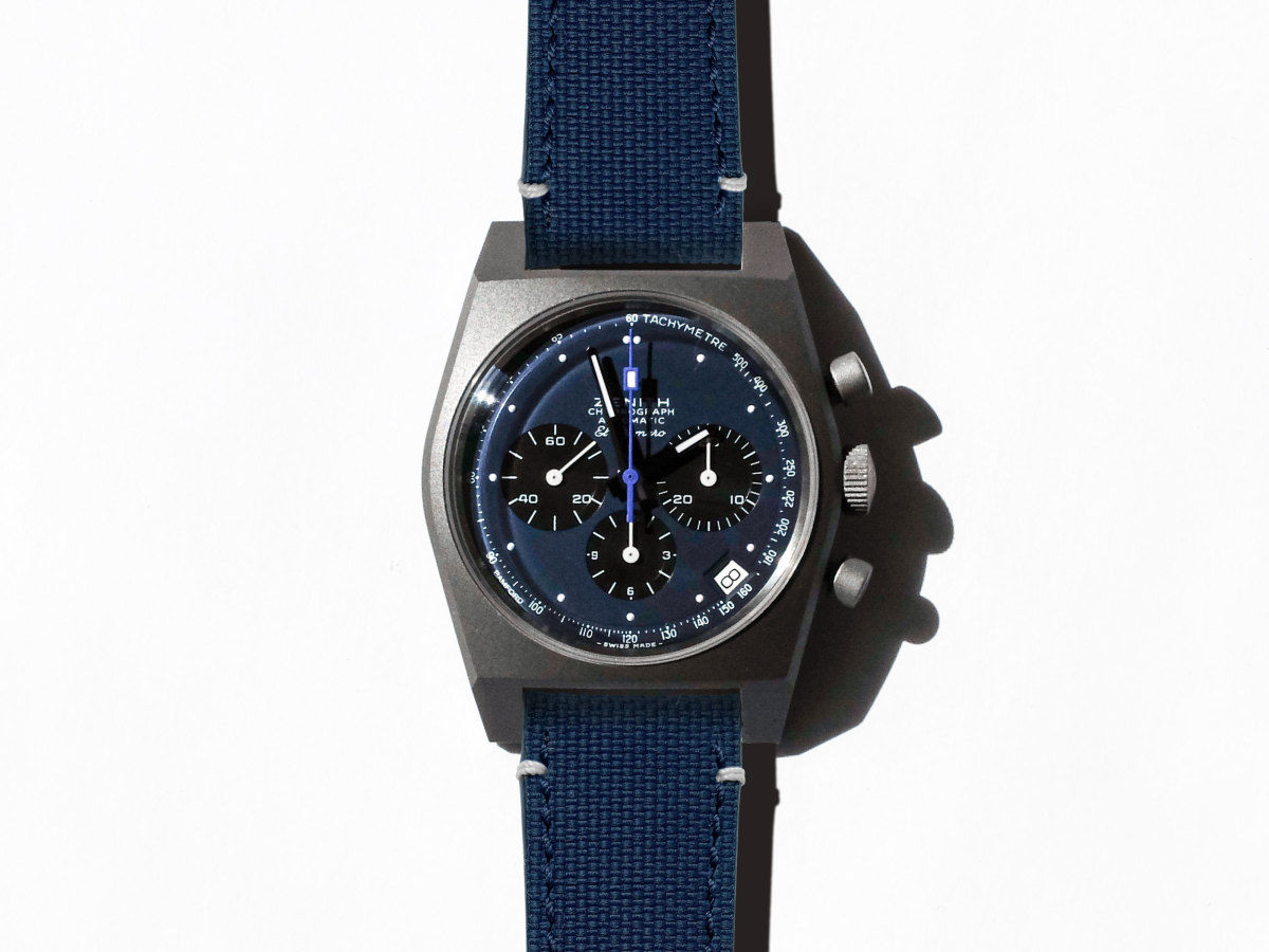 MR PORTER x Bamford Watch Department El Primero Revival A384