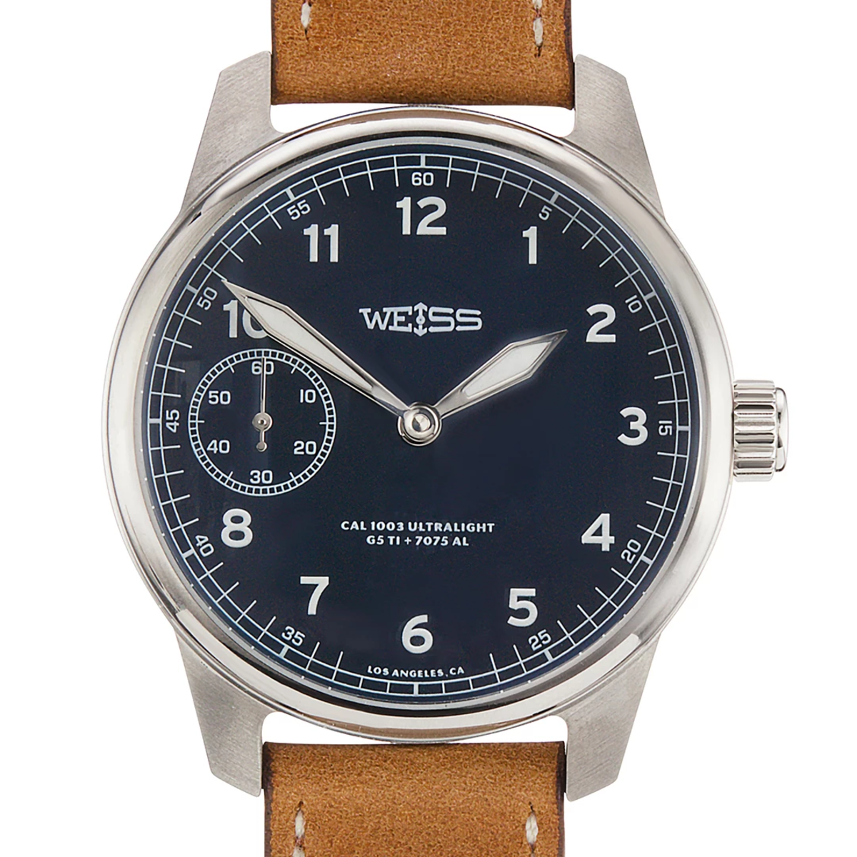 Weiss Ultralight American Issue Field Watch
