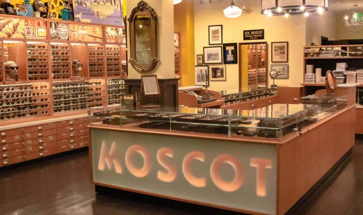 Moscot Los Angeles