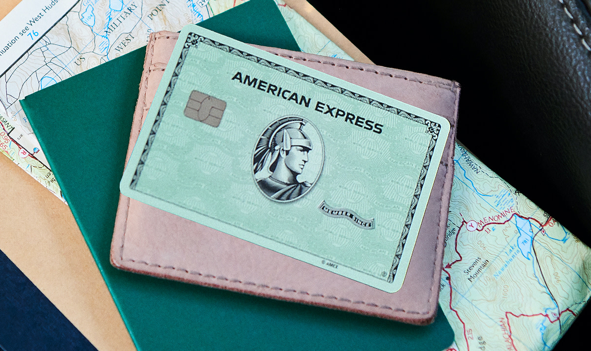 Green from American Express