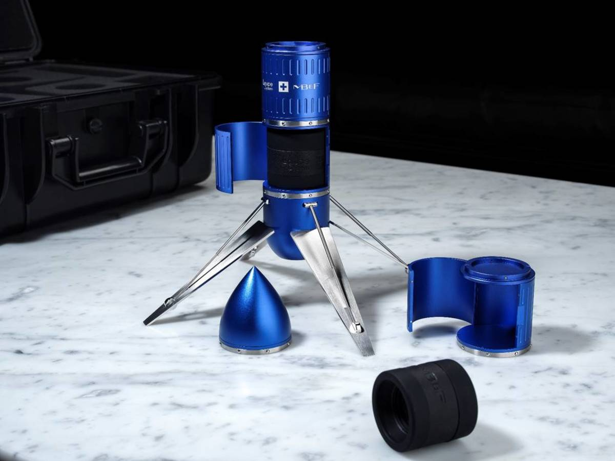 MB&F Loupe System