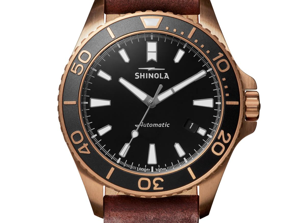 Shinola Bronze