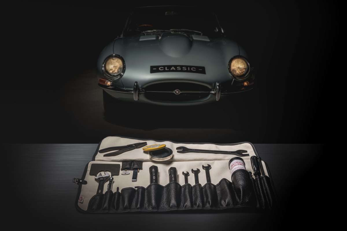 Jaguar E-Type Toolkit